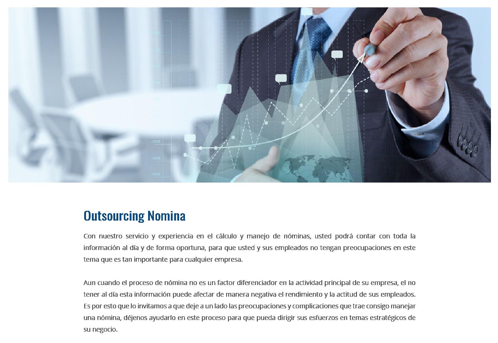 Outsourcing Nomina